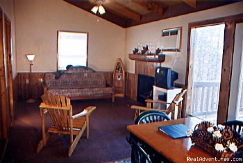 Executive Cottage (#3 of 6) - Eminence Canoes, Cottages&Camp