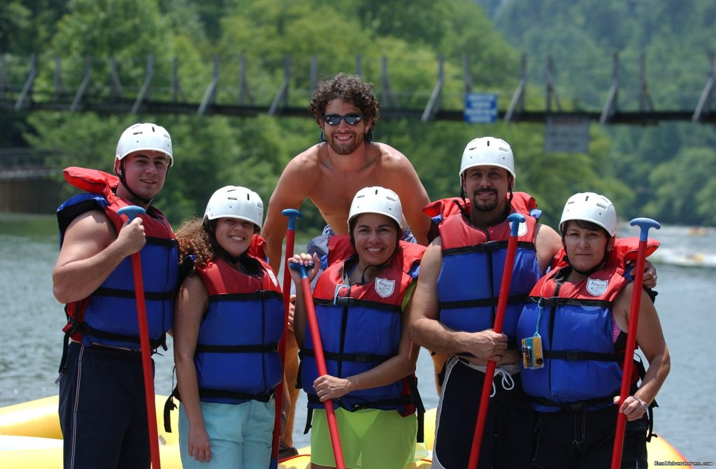 Ready to Raft! | Image #5/15 | Premium half and full day Ocoee rafting adventures