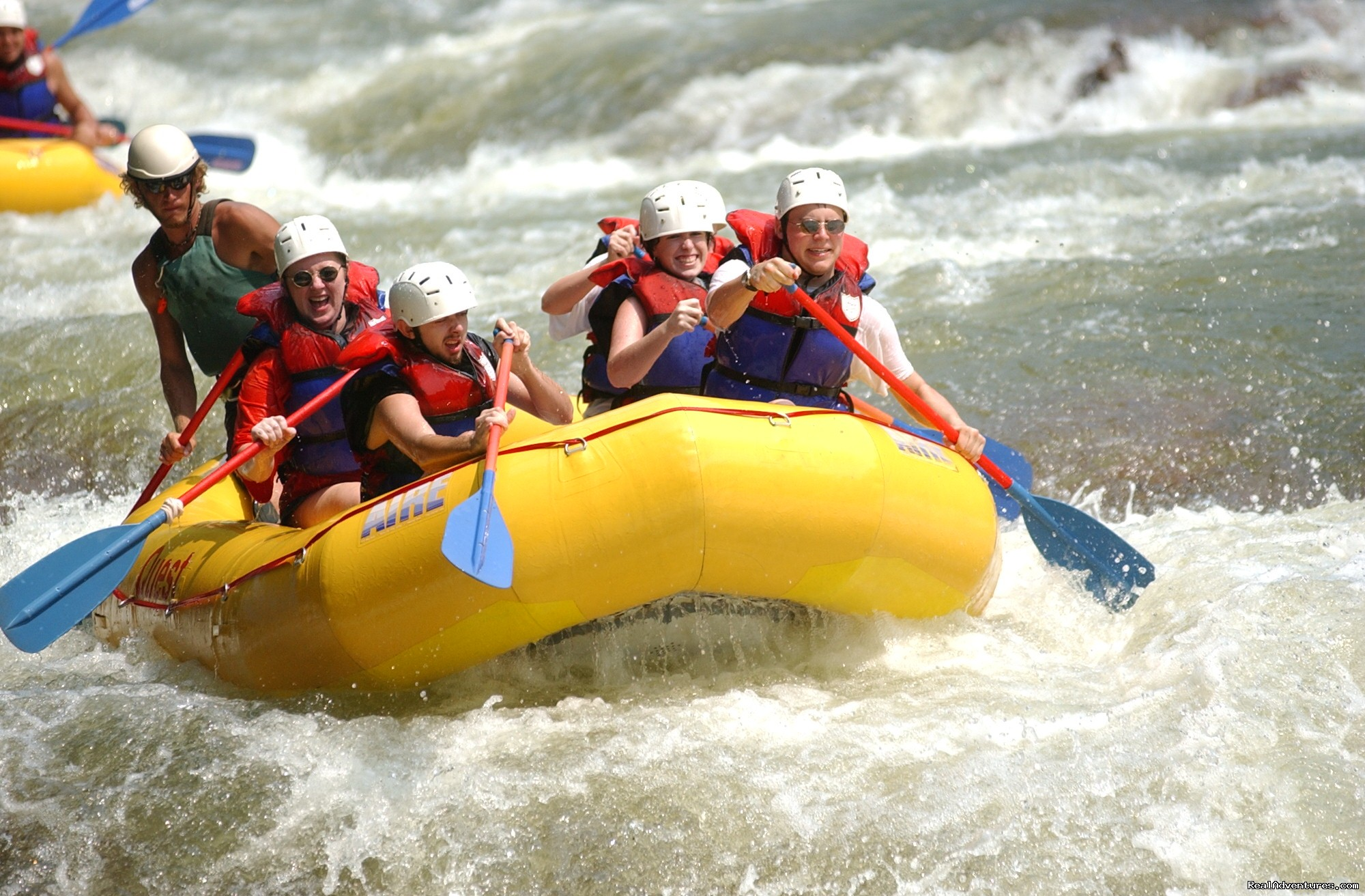 Broken Nose, Ocoee River | Image #5/16 | Premium half and full day Ocoee rafting adventures
