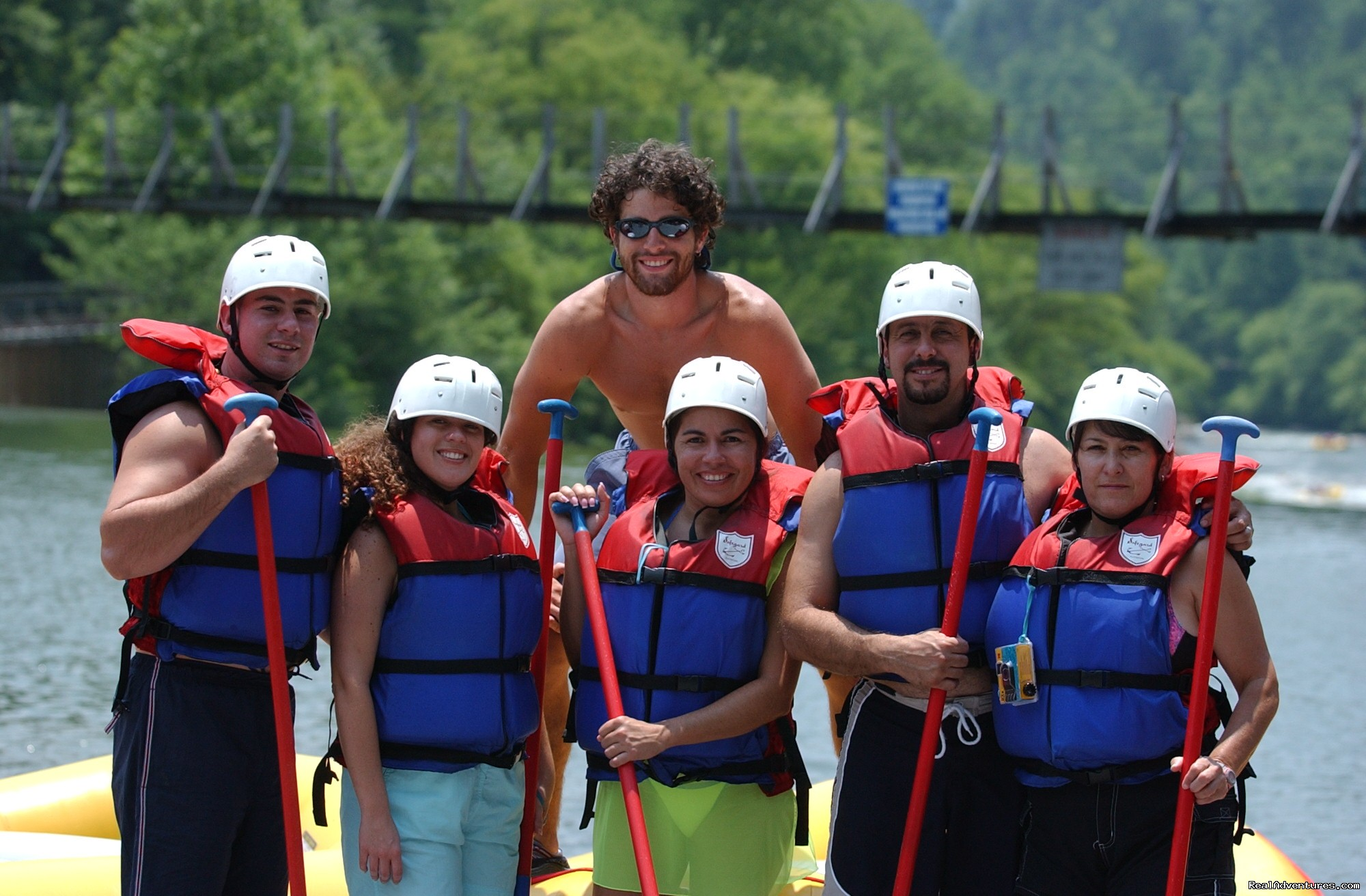 Ready to Raft! | Image #6/16 | Premium half and full day Ocoee rafting adventures