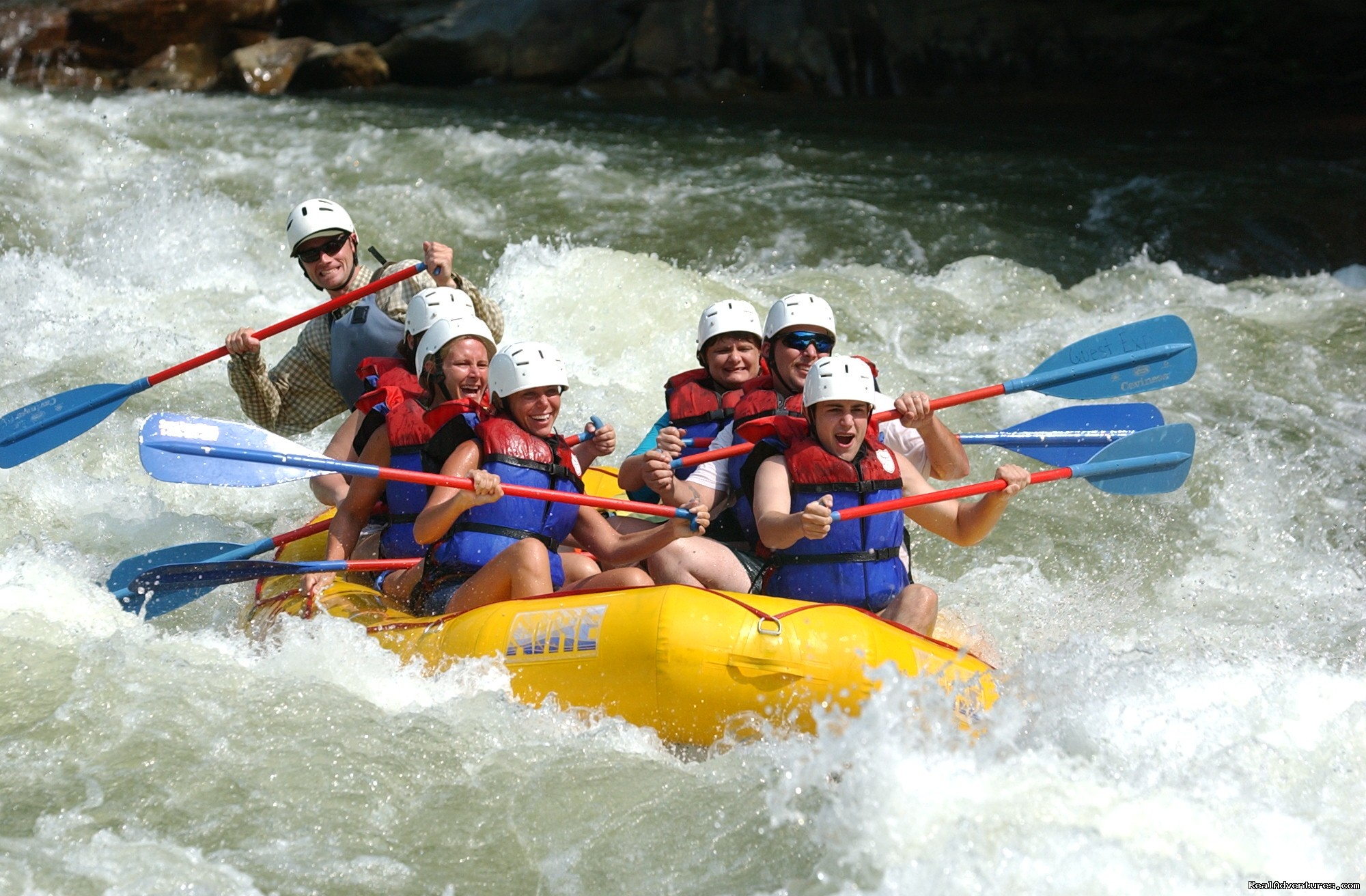 Tablesaw, Ocoee River | Image #11/16 | Premium half and full day Ocoee rafting adventures