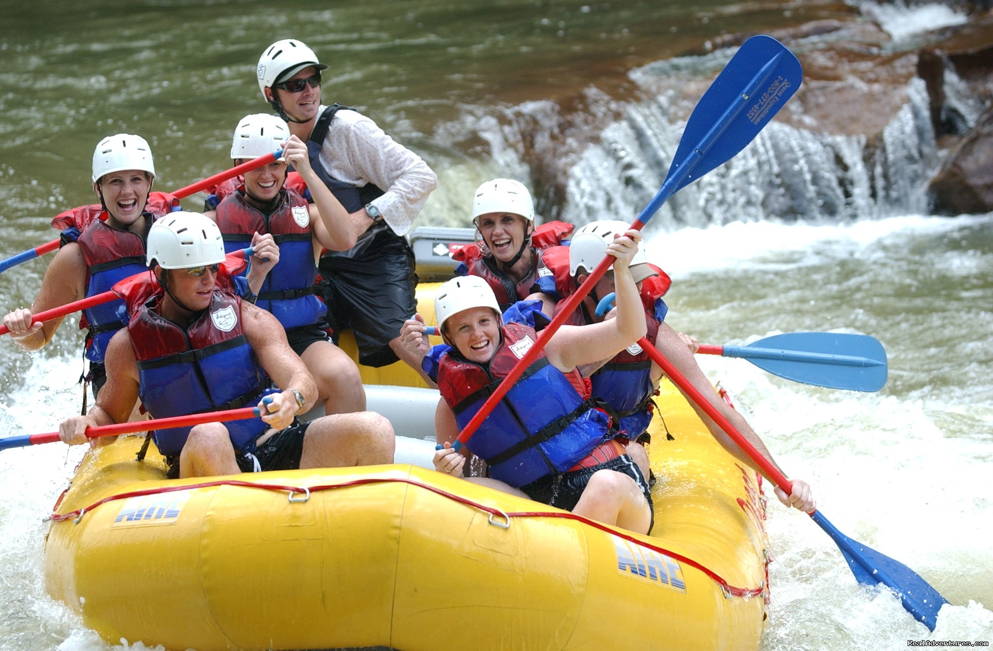 Flipper, Ocoee River | Image #13/16 | Premium half and full day Ocoee rafting adventures