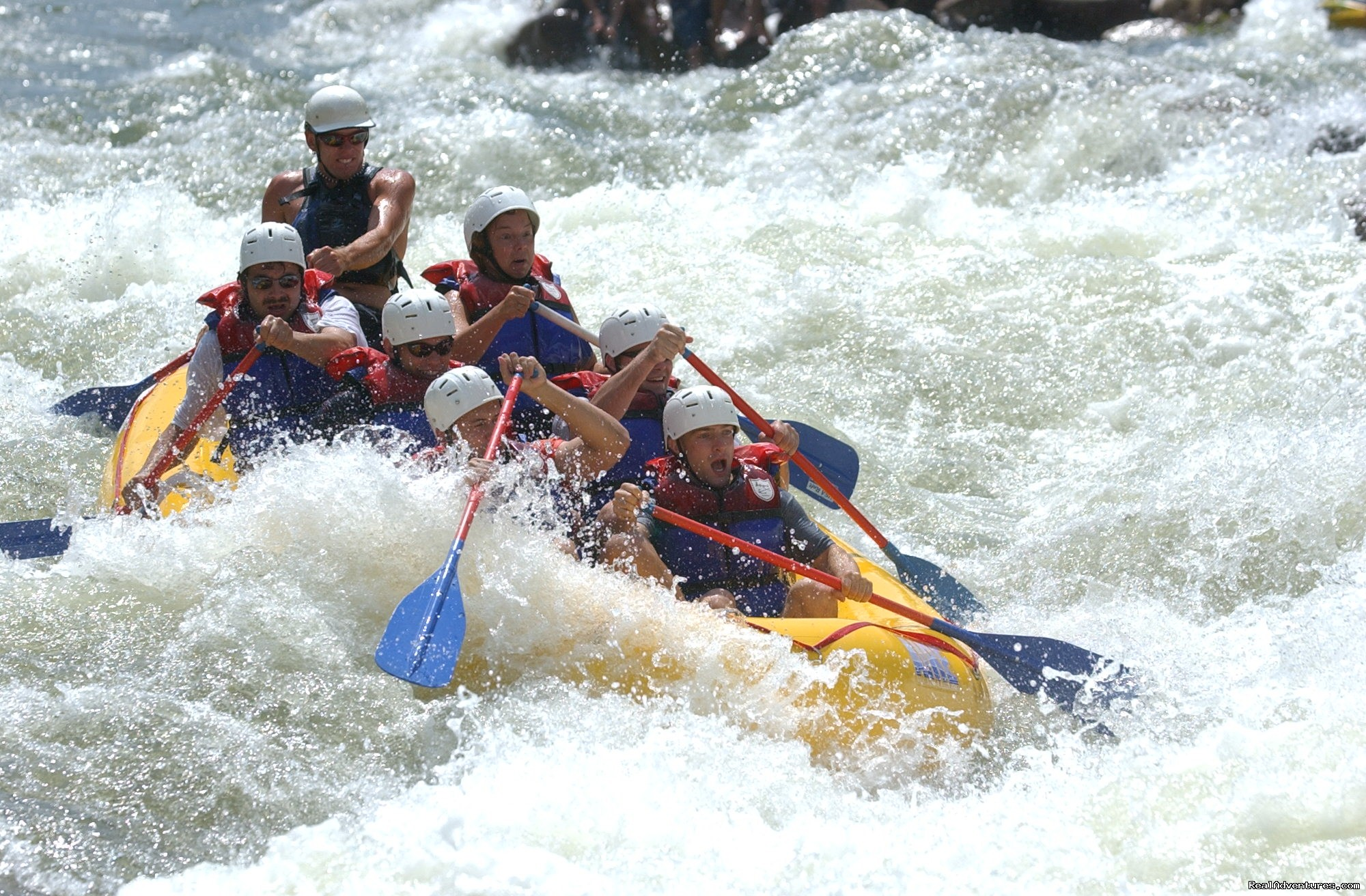 Humongous, Ocoee River | Image #14/16 | Premium half and full day Ocoee rafting adventures