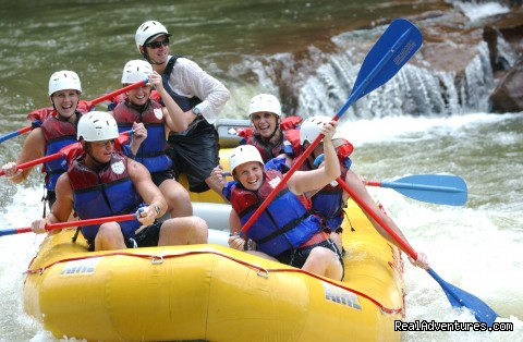 Flipper, Ocoee River (#13 of 16) - Premium half and full day Ocoee rafting adventures