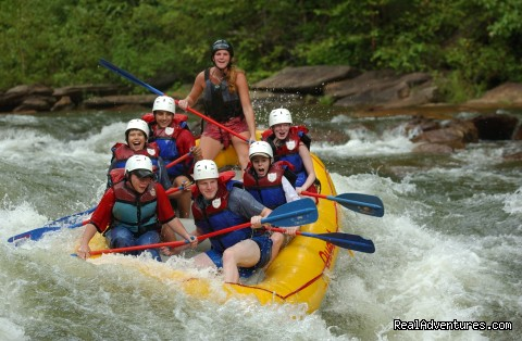 Double Trouble, Ocoee River (#15 of 16) - Premium half and full day Ocoee rafting adventures