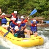 Premium half and full day Ocoee rafting adventures Double Trouble, Ocoee River