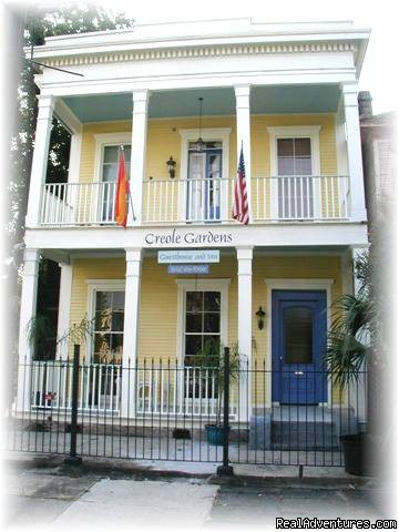 Simply the Best Place to Stay in New Orleans