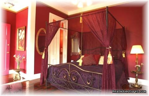 One of the Bordello Rooms - Simply the Best Place to Stay in New Orleans