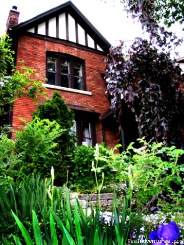 Scrumptuous gourmet breakfast At Terrace House B&B Toronto, Ontario Bed & Breakfasts
