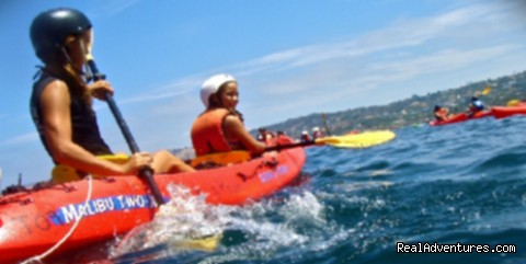 Image #1 of 2 - La Jolla Kayaking