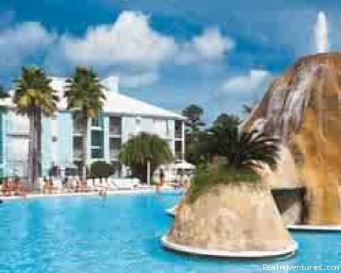 Pool View - Wonderful Timeshare on Disney World's Doorstep!!
