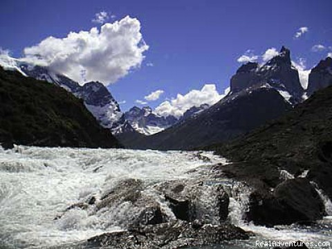 Glacier, Torres del Paine, Chile - Active holidays in comfort, Spain & Latin America