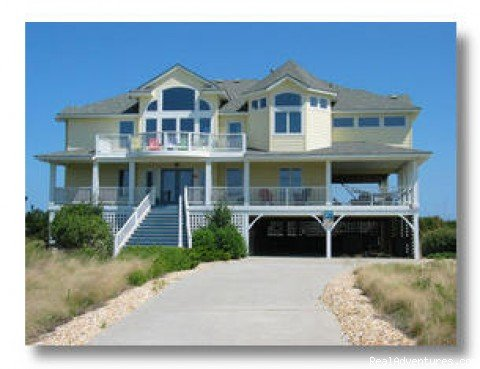 Elan Vacations represents the finest Outer Banks vacation rentals along the Atlantic Ocean and sounds.
