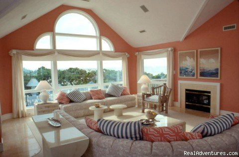 Spacious Interiors | Image #3/8 | Outer Banks Vacation Rentals Exclusive Selection