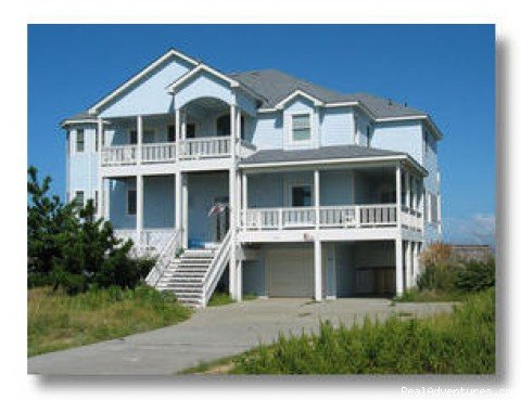Oceanfront Home | Image #4/8 | Outer Banks Vacation Rentals Exclusive Selection