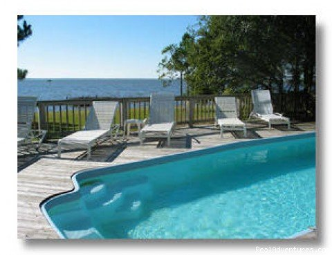 Soundfront home with Private Pool | Image #5/8 | Outer Banks Vacation Rentals Exclusive Selection
