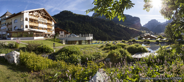 - Relaxing spa vacations in the Dolomites