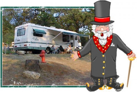 RV Spaces - Yosemite Campground and RV Park
