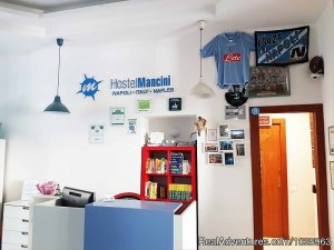Hostel Mancini Naples Naples, Italy Youth Hostels