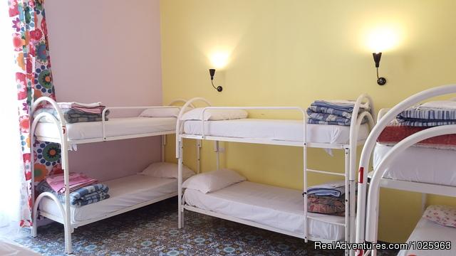 Corridor - Hostel Mancini