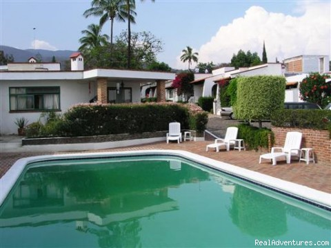 GREAT POOL CLEAN AND CONFORTABLE - Ajijic The Best Wheater Chapala Lake Mexico