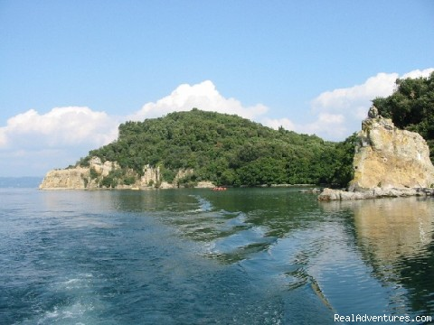 lake Bolsena - Magical excursions at  S. Cristina Castle ,Italy