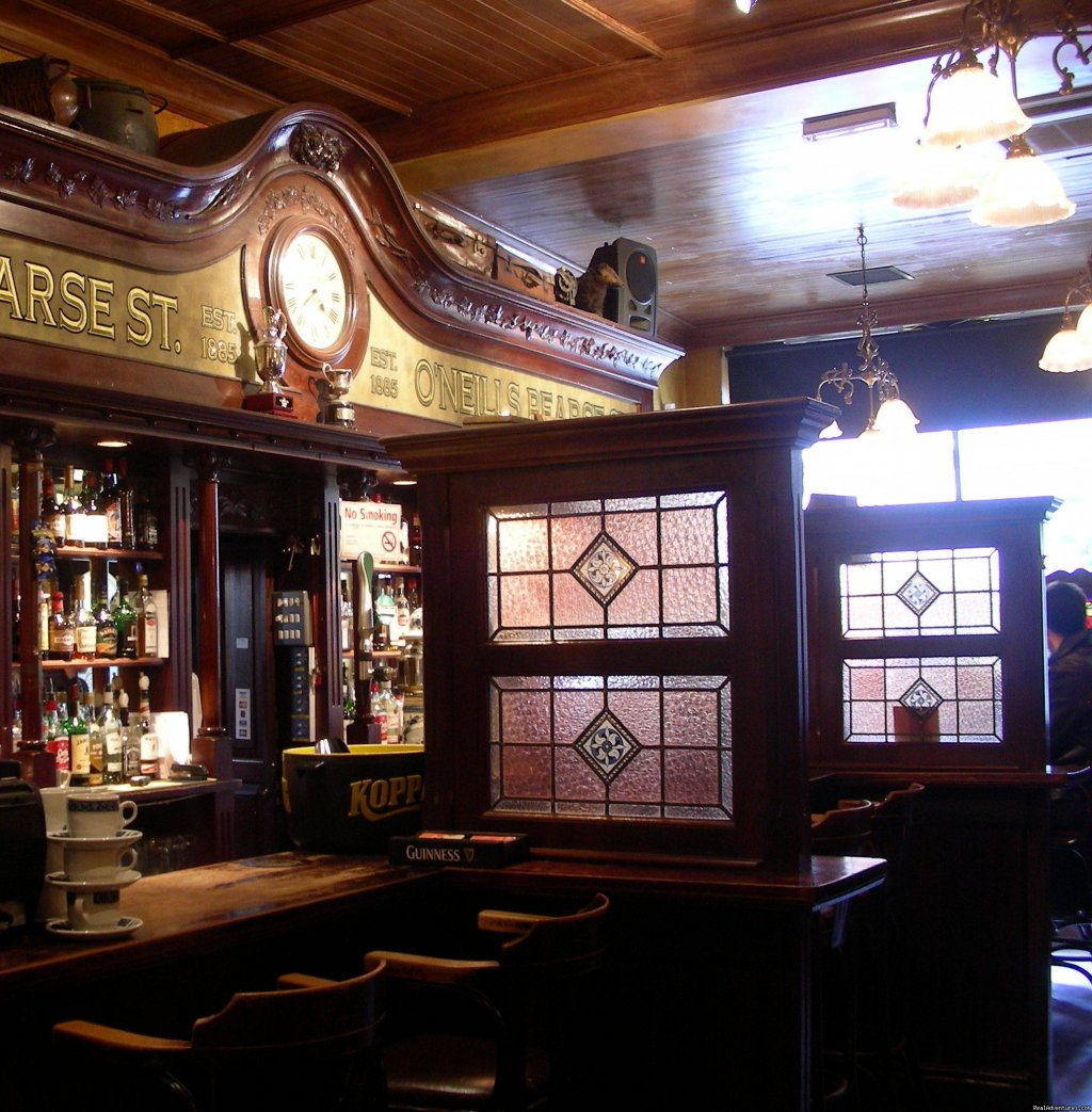 O'Neills Bar | Image #6/9 | Stay at O'Neill's Traditional Old Dublin Pub