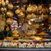 delicatessen window in Bologna market: Cooking Tours: Experience Real Local Life In Italy, Italy