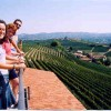 visiting winery owner in Piedmont's Barolo wine country: Cooking Tours: Experience Real Local Life In Italy, Italy