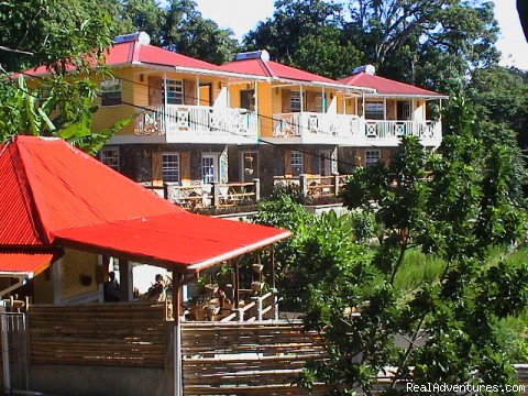 Unique Stay at Calibishie Lodges in Dominica: The Lodges