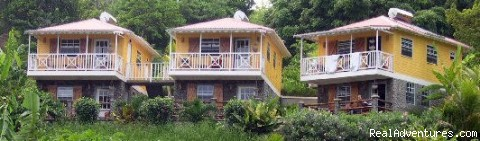 - Unique Stay at Calibishie Lodges in Dominica