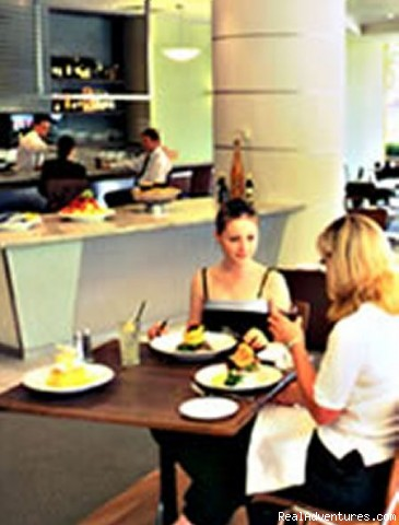 On site restaurant in some locations - Sydney Furnished and Serviced Apartments