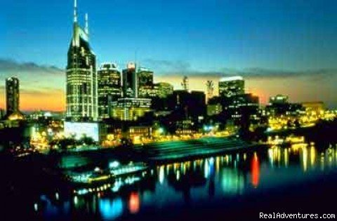 Nashville Skyline | Image #1/8 | Nashville, Tennessee  | Reservations | Nashville Vacation Packages, Tours, Grand Ole Opry
