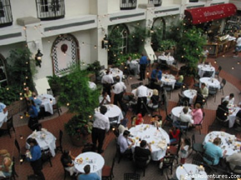 Gaylord Opryland offers guests a unique vacation Volares Italian Restaurant