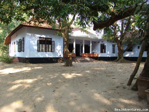 Kerala Homestay on Backwaters