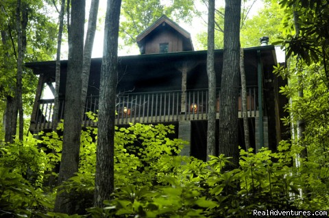 One bedroom getaway (Hideaway) (#16 of 19) - Creekside luxury log cabins in the Smokies