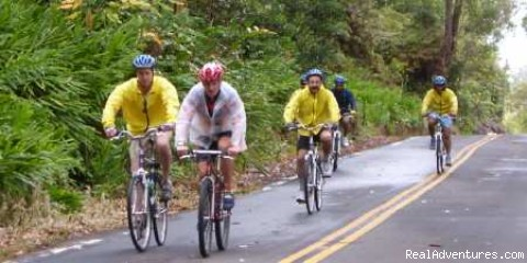 Hawaiian Cycling Tours