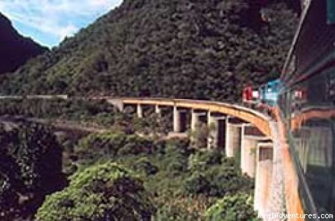 All Inclusive: Costa Rica, Mexico, USA and Canada: Copper Canyon Train Tour