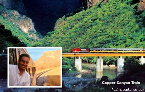 Touring Copper Canyon - Copper Canyon - All Inclusive: Costa Rica, Mexico, USA and Canada