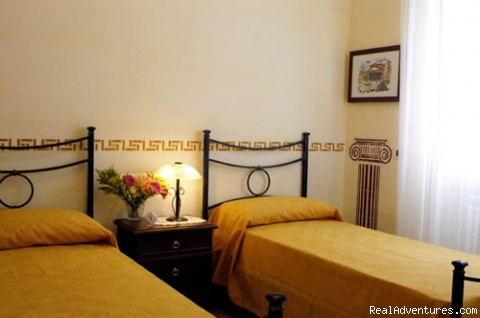 Double room Nerone - Giornate Romane Bed and Breakfast