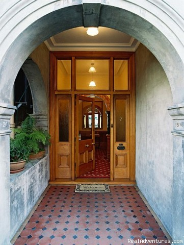 Inner City Haven at Braemar, Auckland City Centre Bed & Breakfasts Auckland, New Zealand
