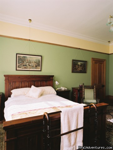 The Victorian Room (#8 of 9) - Inner City Haven at Braemar, Auckland City Centre