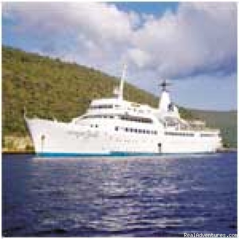 South America Tours - Galapagos & Amazon cruises: Expedition Cruises