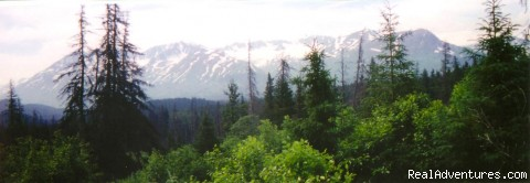 Photo #2 - Alaska Backcountry Bike Tours