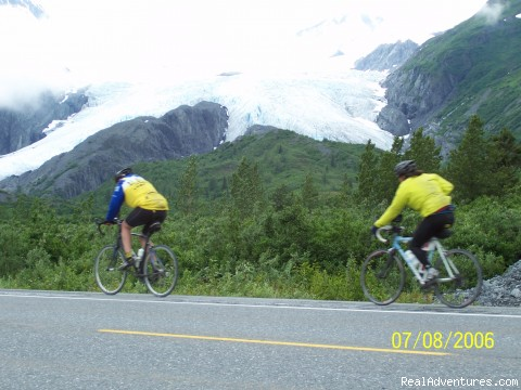- Alaska Backcountry Bike Tours