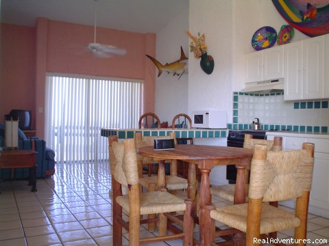 one bedroom penthouse misoines - Rock Star Rentals Ocean Front Condo's Cabo