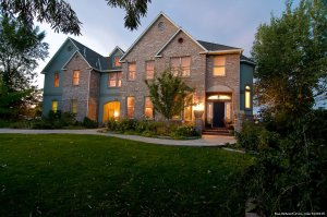 Get Pampered At WIld Rose Manor B&B Caldwell, Idaho Bed & Breakfasts