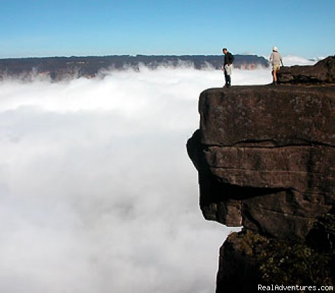 Roraima - New Frontiers adventures and ecotours in Venezuela