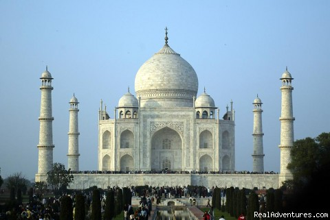 Taj Mahal - Wildlife & Nature Tours in India