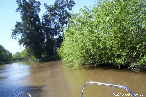 Buenos Aires Tigre Delta islands unforgettable Delta spot